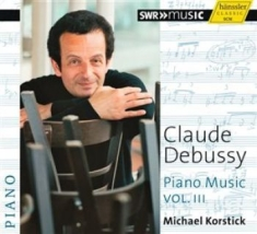 Debussy - Piano Music Vol 3
