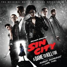 Filmmusik - Sin City: A Dame To Kill For