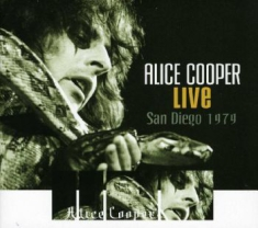 Cooper Alice - Live In San Diego 1979