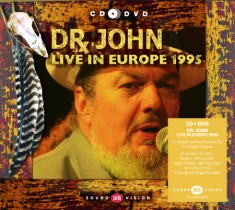 Dr John - Live In Europe 1995 (Cd+Dvd)