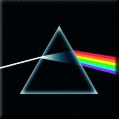Pink Floyd - Pink Floyd - Fridge Magnet: Dark Side of the Moon