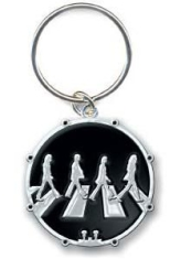 The beatles - Key Chain Standard: Abbey Road Crossing