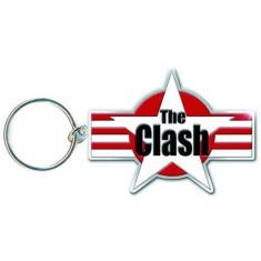 KeyChain - The Clash Keychain: Star & Stripes