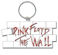 Pink Floyd - The Wall Key Chain: The Wall Logo
