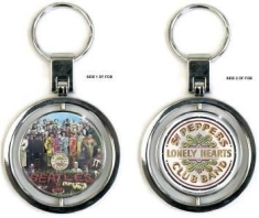 Key-deluxe - The Beatles Keychain: Sgt Pepper