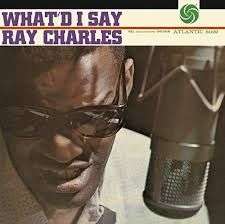 Ray Charles - What'd I Say in the group CD / Rock at Bengans Skivbutik AB (1129936)