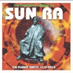Sun Ra - The Futuristic Sounds Of