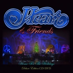 Heart - Heart & Friends - Home For The Holi