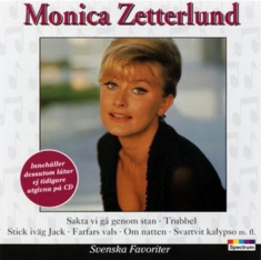 Monica Zetterlund - Svenska favoriter