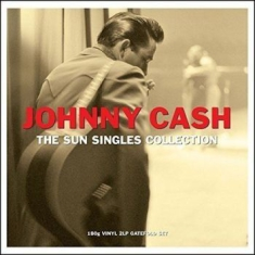 Cash Johnny - Sun Singles 2Lp [import]