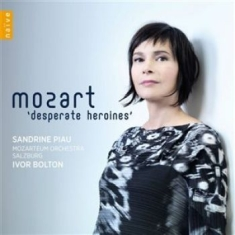 Mozart - Desperate Heroines