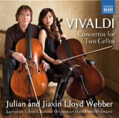 Vivaldi - Concertos For 2 Cellos