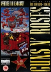 Guns N' Roses - Appetite For Democracy 3D - Live At