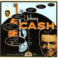 Cash Johnny - With His Hot And Blue Guitar