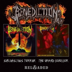 Benediction - Subconscious Terror/Grand Leveler