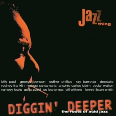 Various artists - Diggin' Deeper Vol.1: The Roots of Acid Jazz