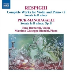 Respighi - Works For Violin 2