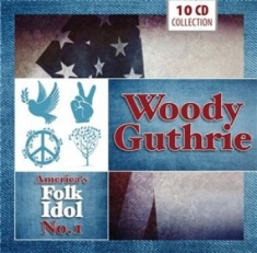 Woody guthrie - Americas Folk Idol No 1