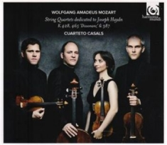 Mozart - String Quartets