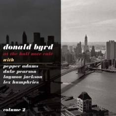 Byrd Donald - At The Half Note Cafe Vol. 2
