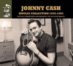 Cash Johnny - Singles Collection 1955-62