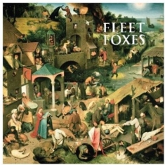 Fleet Foxes - Fleet Foxes incl. Sun Giant Ep + download code - IMPORT