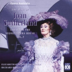 Sutherland, Joan / Bonynge, Richard - Live From The Sydney Opera House Vo
