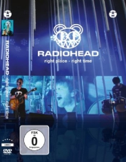 Radiohead - Right Place Right Time Japan 0
