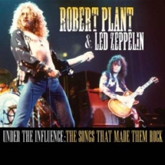 V/A - Robert Plant & Led Zeppelin - Under The Influence  (2 Cd)