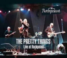 Pretty Things - Live At Rockpalast (2Cd+Dvd)