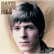 David Bowie - 1966 in the group Minishops / David Bowie at Bengans Skivbutik AB (1173477)