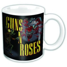 Guns N Roses - Guns N Roses - Attack Ceramic Boxed Mug