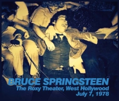 Springsteen Bruce - Roxy Theater, West Hollywood, 1978
