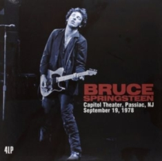 Springsteen Bruce - Capitol Theater Passiac Nj '78 4Lp