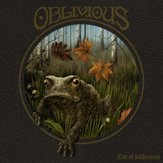 Oblivious - Out Of Wilderness Black vinyl