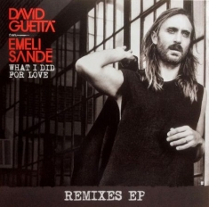 David Guetta - What I Did For Love (Feat. Eme