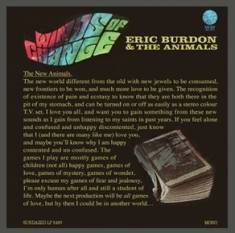 Burdon Eric & The Animals - Winds Of Change