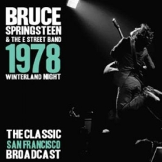 Springsteen Bruce - Winterland Night 1978 Live (3 Cd)