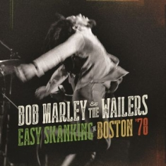 Marley Bob & The Wailers - Easy Skanking In Boston '78 (2Lp)