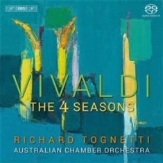 Vivaldi, Antonio - The Four Seasons (Sacd)