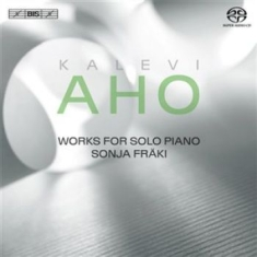 Aho, Kalevi - Works For Solo Piano (Sacd)