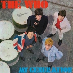 The Who - My Generation (Vinyl)