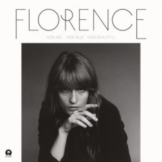 Florence + The Machine - How Big How Blue How Beautiful (2Lp