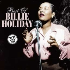 Holiday Billie - Best Of Billie Holiday in the group CD / Jazz/Blues at Bengans Skivbutik AB (1247422)