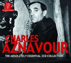 Aznavour Charles - Absolutely Essential