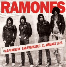 Ramones - Old Waldorf, San Francisco, 1978