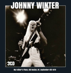 Winter Johnny - My Father's Place, Old Roslyn, Ny 1