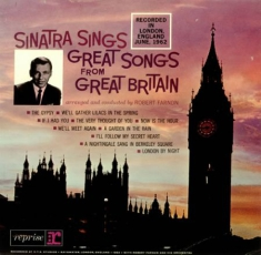 Sinatra Frank - Great Songs From Great Britian (Vin