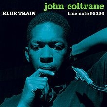 Coltrane John - Blue Train (Br Audio)