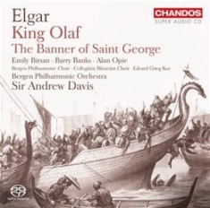Elgar, Edward - King Olaf